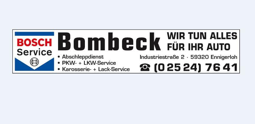Bosch-Service Markus Bombeck