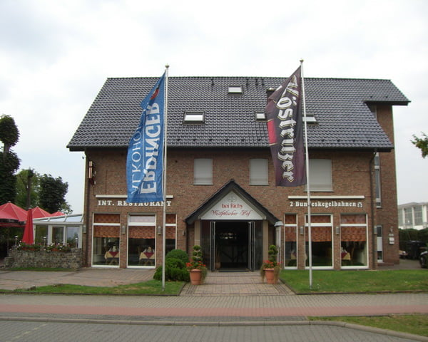 "Restaurant ""Westfälischer Hof"" bei Richy"